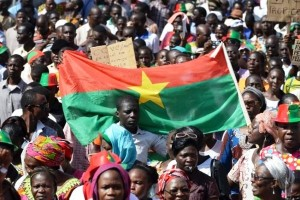 The Burkinabe people's strength, composure, serenity and faith in Providence are their strongest weapons.